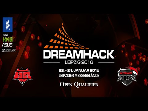HellRaisers vs. ALTERNATE | DH Leipzig Closed Qualifier | de_cobblestone Map 1
