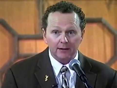 Peter's 2003 Speech to Mark Twain Scholars