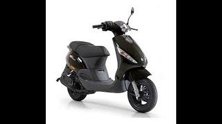 Presentation scooter piaggio zip 2 temps