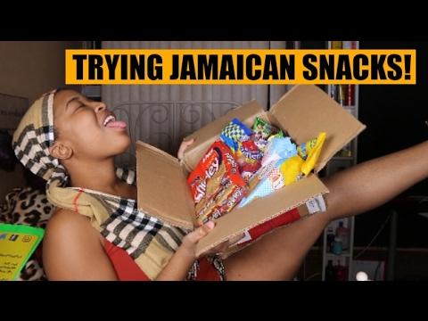 Download Youtube: Trying JAMAICAN Treats | Canadian Tries Jamaican Treats | HEYPARIS