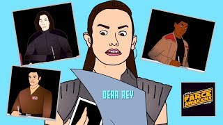 Love Letters to Rey