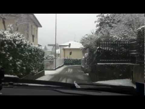 Snow - Bergamo 11.02.13
