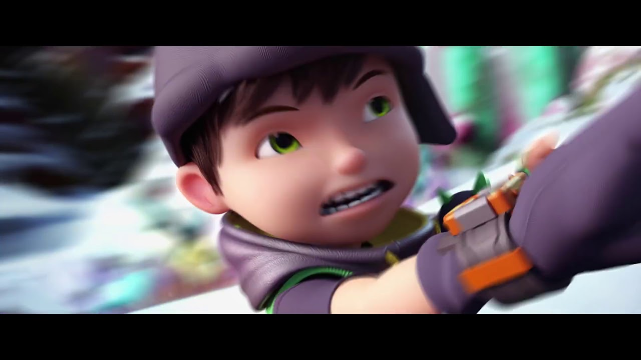 BoBoiBoy Movie 2™ Ficial Teaser Trailer