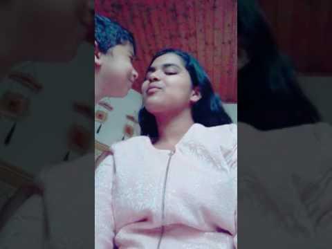 My bro wants to kiss me (cute)😍😍😍 thumbnail