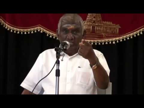 Excellence of Thiruthondars Lecture 14 Part 1 Saiva Siddhantha