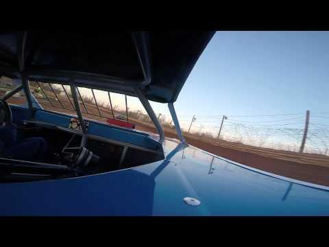 Chris Derr Heat race Susquehanna Speedway Park 4-5-14
