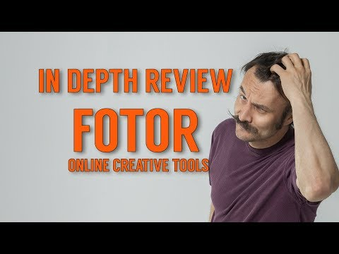 Fotor Online In Depth Review | Online Photo Editor And Graphic Design Tool