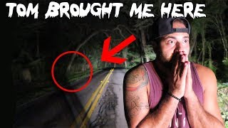 A GHOST POSSESSED ME ON DADE ROAD! | MOE SARGI