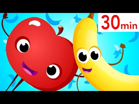 Apples & Bananas Compilation! Tongue Twister! Did You See My