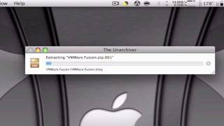 Mac OS X : Applications : The Unarchiver