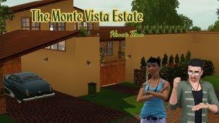 The Sims 3 House Tour - The Monte Vista Estate