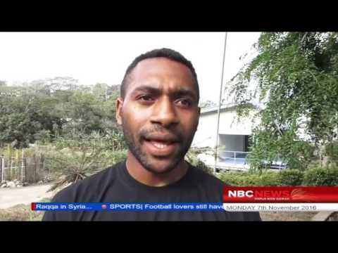 NBC Real PNG News_Junveniles For Change 071116