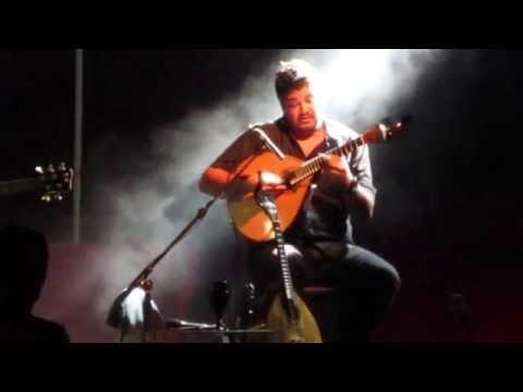 Instrumental músicos de Ana Moura @Casino do Estoril