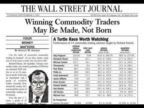 Rahasia sukses trader forex