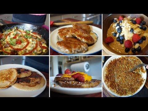 Breakfast For Beginners - Cooking Home School