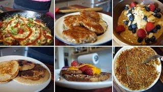Breakfast For Beginners - Cooking Home School