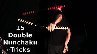 15 Essential SLOWMO Double Nunchuck Tricks You Need to Know!