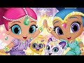 Shimmer and Shine Pet Care Shimmer and Shine Genie Games For Kids