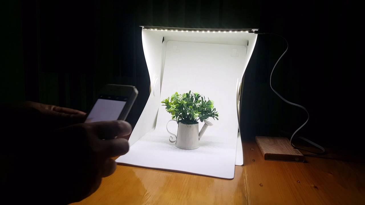 lightroom lightbox mini studio by ezyministudio youtube. Black Bedroom Furniture Sets. Home Design Ideas