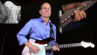 Cool Blues Lick Lesson