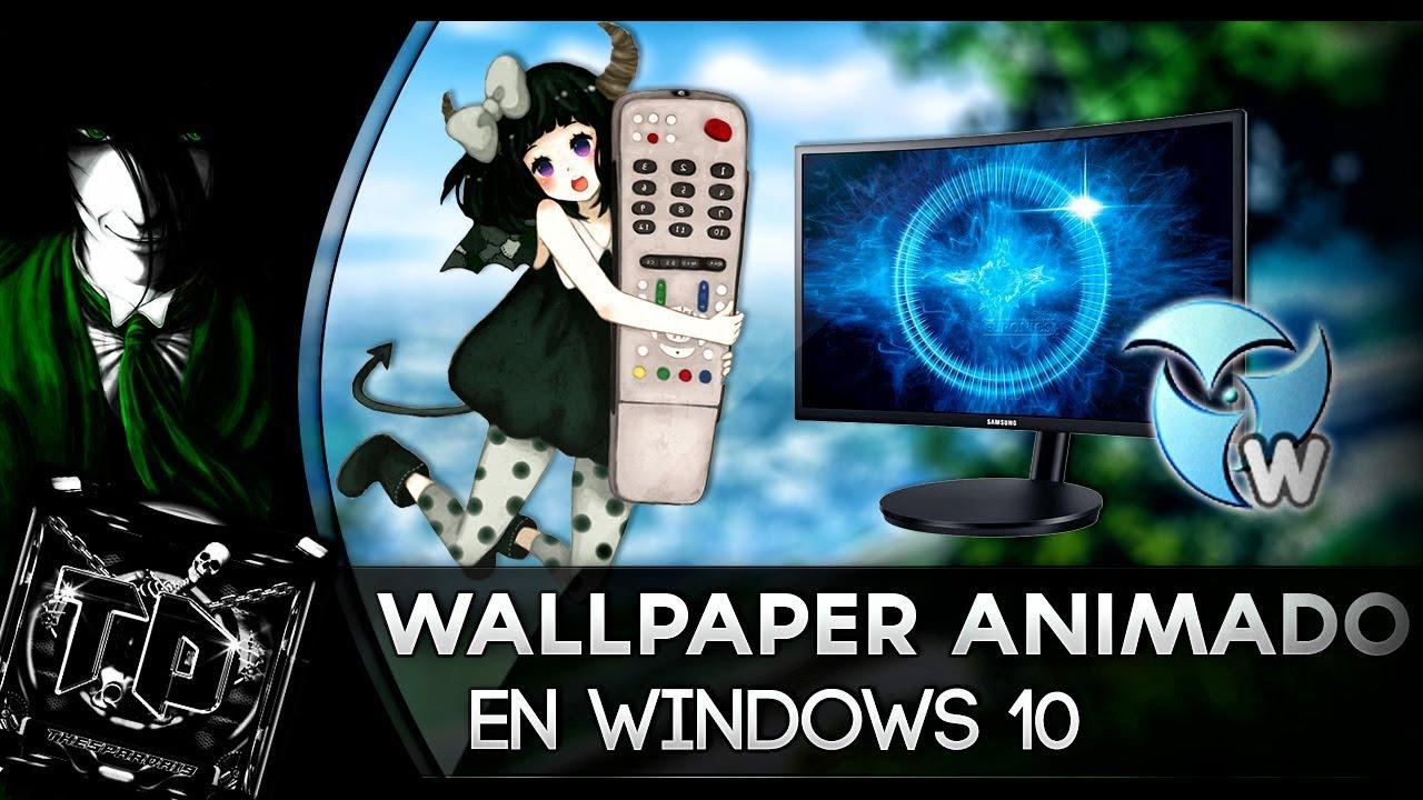 descargar fondos de pantalla animados para pc windows 7
