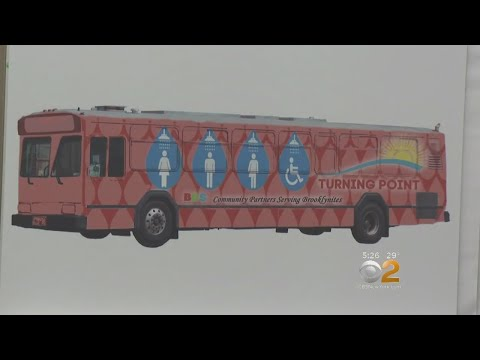 Mobile Shower Service Aims To Tackle Homeless Problem In NY