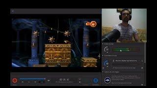 079 Donkey Kong Country Returns - Mirror Mode - 1-K Platform Panic - 200%