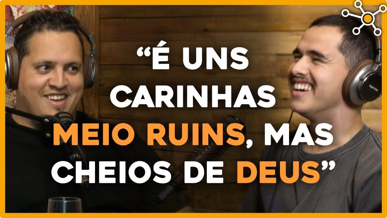 Como BRUNÃO e ALE se CONHECERAM | ALESSANDRO VILAS BOAS - [Cortes do HUB] - EP 01 CORTE 12