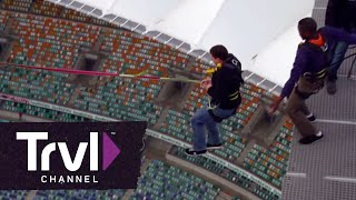 The World's Tallest Swing! - Travel Channel