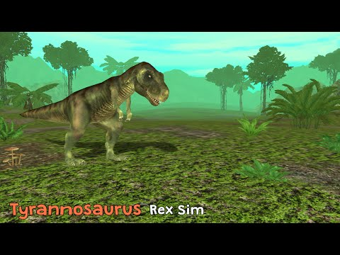 #Tyrannosaurus Rex Simulator 3D By Turbo Rocket Games Simulation - iTunes/Google Play