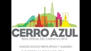 Carnaval Cerro Azul,Veracruz-México 2014