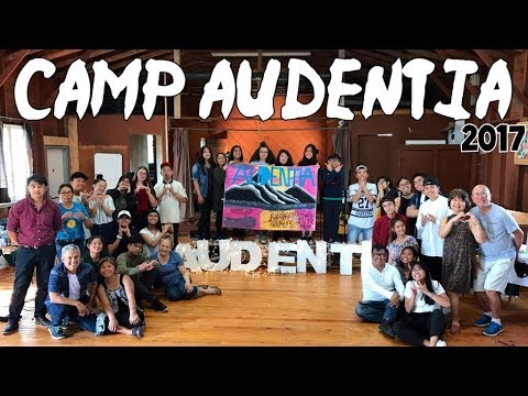 Church Camp, Making New Friends, & Worship Vlog! | Camp Audentia 2017