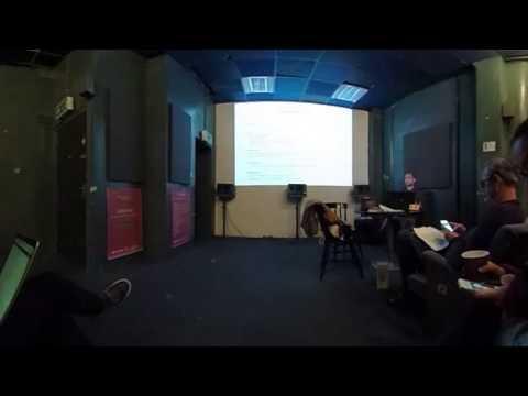 Neil Winterburn Presentation at Critical Kits | 360 VR | 100 Years of artist made kits and GYM JAMS