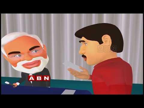 Modi sarkar magic show | AP Special Status | No Comment
