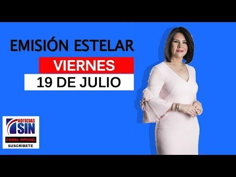 Noticias SIN Emisión Estelar 19/07/2019
