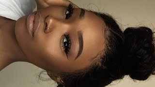 Simple Soft Glam Date Night Makeup | Perfect For Hooded Eyes