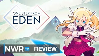 One Step From Eden (Switch) Review - Mega Difficulty Battle Network (Video Game Video Review)