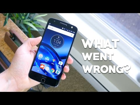 Motorola Moto Z Revisited: What Went Wrong?
