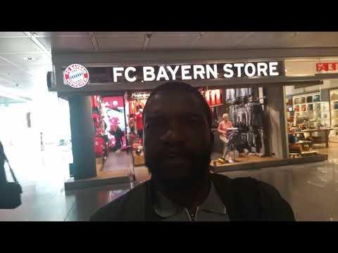 Munich Germany FC Bayern Munich Shop