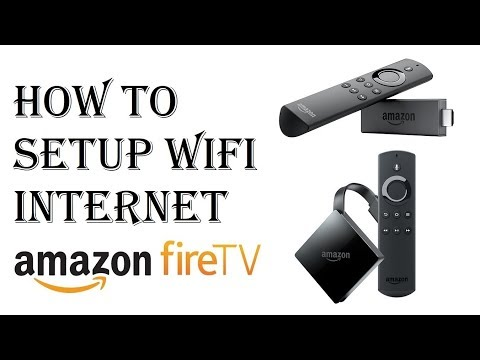 How to Connect Amazon Fire Stick to WiFi: 7 Steps (with Pictures)