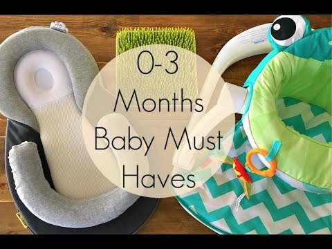 The Best Baby Gadgets For 0-3 Months!