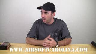 Airsoft Review S-Thunder Shocker M203 Shell