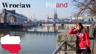 Wrocław, Poland traveling all around the world...