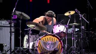 [4.69 MB] Guitar Center Drum-Off 2012 Finalist - Aric Improta