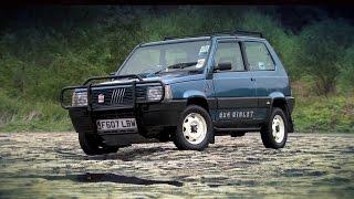 Occasions à saisir 12: La Fiat Panda 4X4