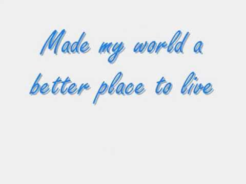 Smokie Norful - It's All About You (Lyrics)