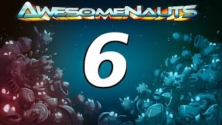 Awesomenauts: A Bunch Of Sheeple - Episode 6 - Dooblay Plays