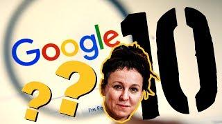10 NAJPOPULARNIEJSZYCH haseł z google'a 2019! [TOPOWA DYCHA]