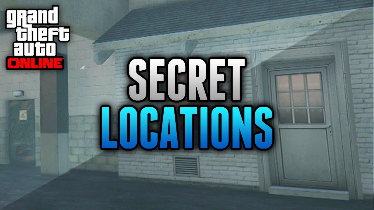 gta 5 hidden  u0026 secret locations online  - 5 secret places on gta 5 online  gta 5 glitches