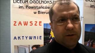 Dzień otwarty w LO Bieruń [Wideo: Dziennik Zachodni]